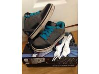 Boys sketchers trainers size 10.5