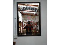 old pub mirrors