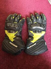 Spada Enforcer Motorcycle gloves gloves