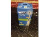 Oral B VITALITY Plus CrossAction. New