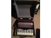 80 BASS PIANO ACCORDION WELTMEISTER