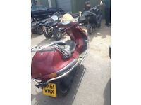 125cc scooter barn find