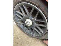 Vw Montreal wheels