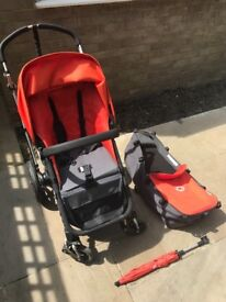 Bugaboo Chamelon Pram and Buggy