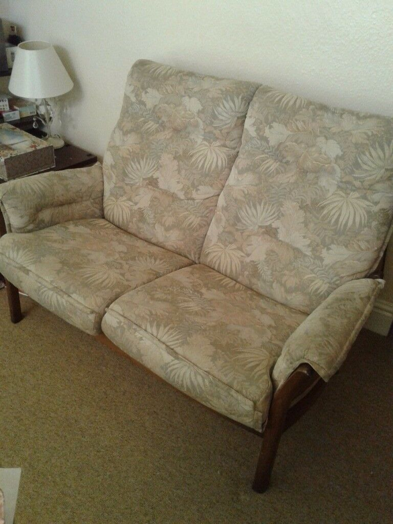 2 seater Orthopedic settee
