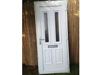 Double Glazed Front Door with Frame