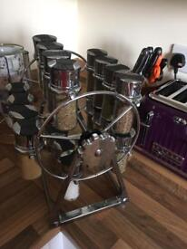 Olde Thompson spice rack