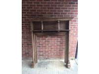 Victorian Fire Place Surround