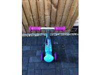Frozen Kids Scooter