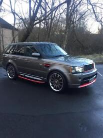 Mint Range Rover sport may swap/px cash either way