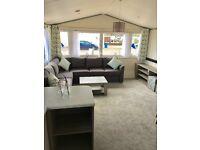 BRAND NEW 2x Bed Static Caravan - Hayling Island