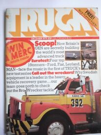 Truck Magazine 1979 to 1985 in 7 dedicated Truck Magazine Binders. sold separately
