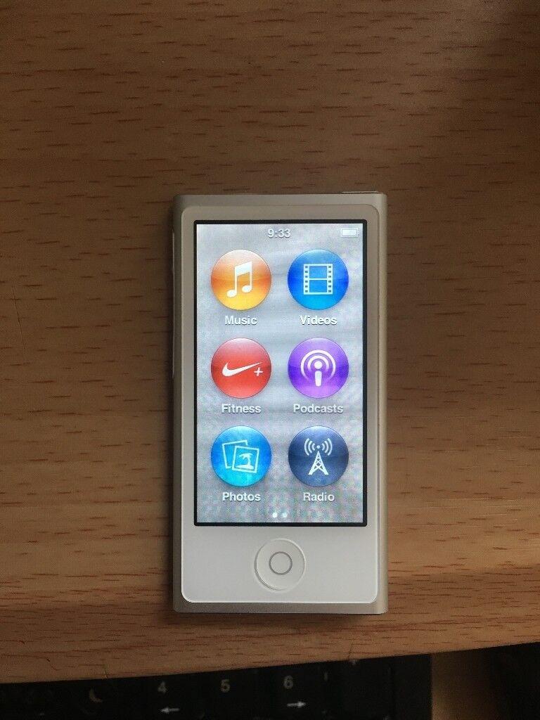 iPod Nano 16GB 7th Gen Latest Model - Check Description for the eBay link!