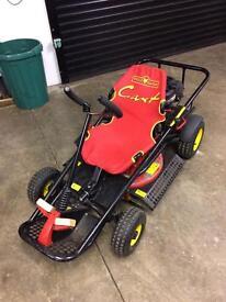 Go Kart Lawn Mower