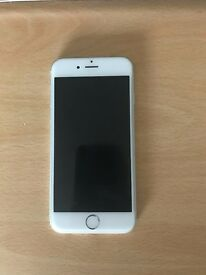 iPhone 6 - 64GB White - unlocked for any network - for sale