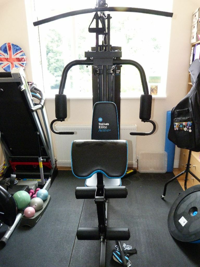 Men s health elite active multi gym in bournemouth