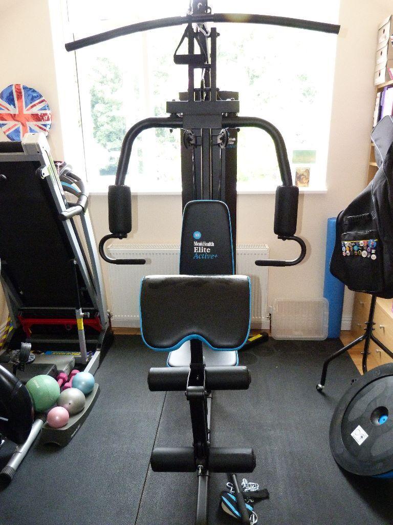 Men s health elite active multi gym in bournemouth