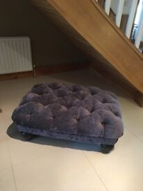 Wow large footstool