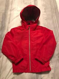 Kids Design4you Jacket - Age 5/6 - Red