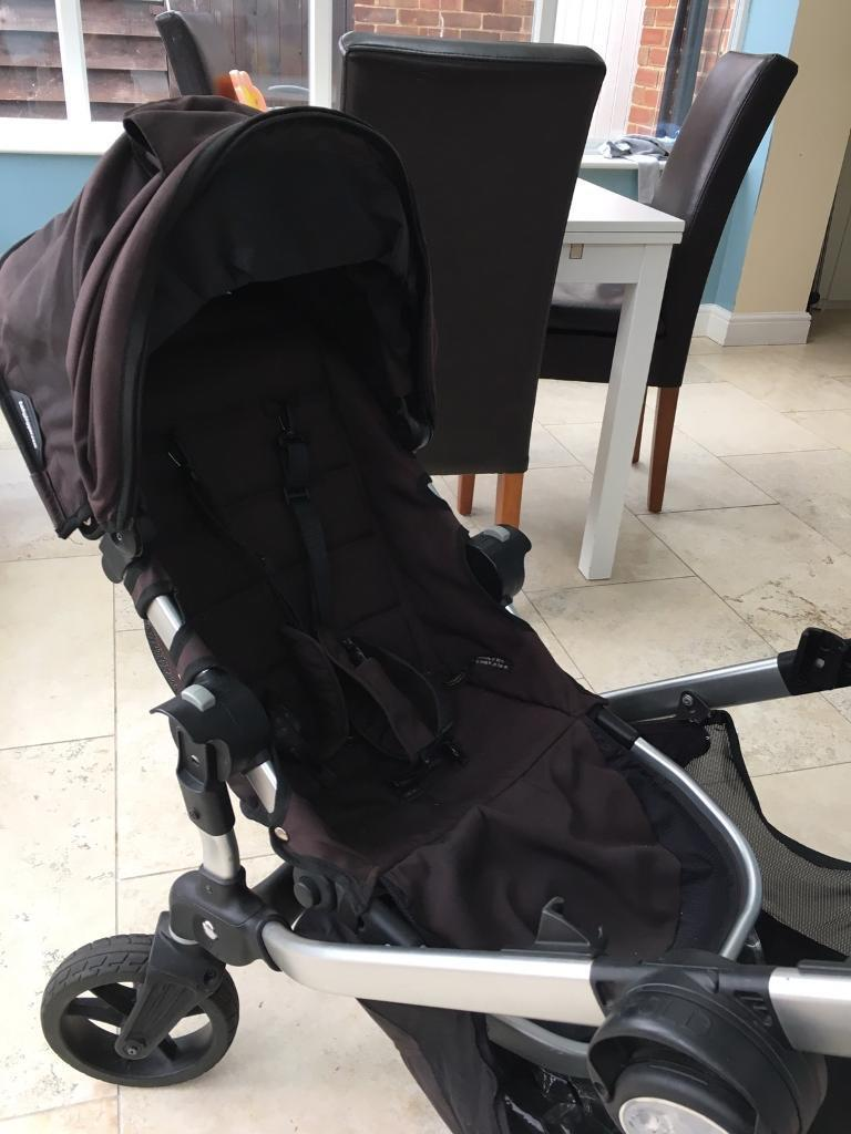 Baby jogger city select seat