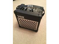 Vox Mini5 Rhythm Amplifier - perfect Christmas gift.