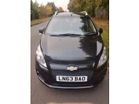 chevrolet spark low miles 30 pound road tax