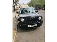 JEEP PATRIOT CRD 2.0L Black Manual Diesel, 2008