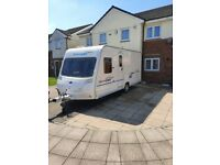 GOOD CONDITION - 2010 BAILEY RANGER GT60 Series 6 460-4 - Fixed bed