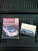 GM Manuals - Lumina Cutlass Regal Grand Prix