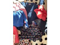 Girls clothes aged 4-5 Next and M&S