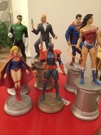 DC Chess pieces