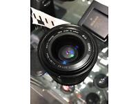 Sigma zoom 52mm f=28 - 70mm camera lens