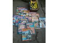 Movies video magazines