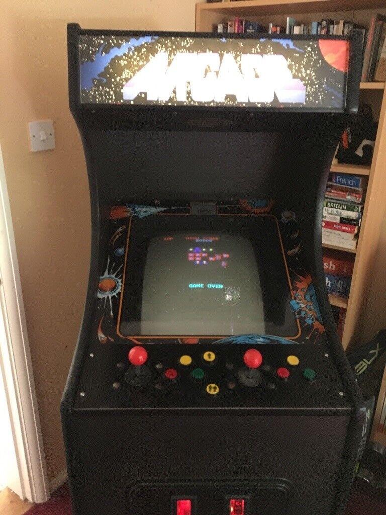 Arcade machine - full size - 48 classic games | in Brighton, East Sussex |  Gumtree
