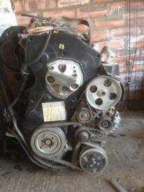2007 Citroen Picasso 1,6 petrol engine