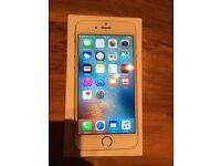 iPhone 6 white gold 16gb O2/Tesco/Giffgaff