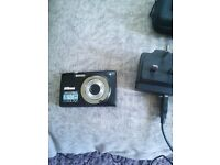 Nikon Coolpix Digital 12 megapixel camera with case and charger. Immaculate