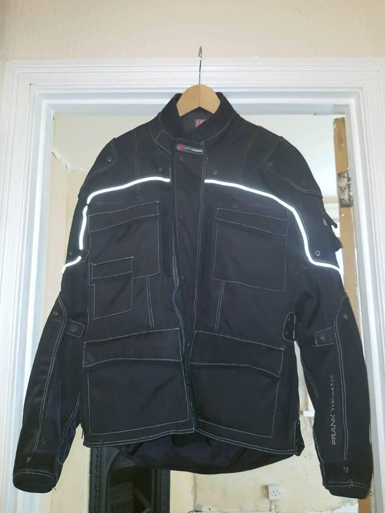 *NEVER USED * Frank Thomas motorbike jacket (L)