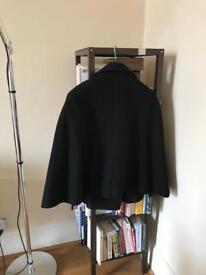 Women black cloak