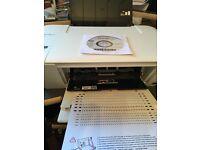 HP Deskjet All-in-one printer