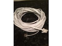 Telephone/ Internet extension cable