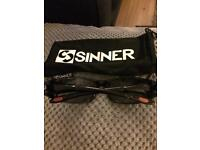 Sinner ski glasses