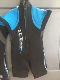 Size 2 wetsuit