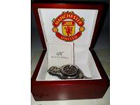 Manchester United Klaus Kobec Watch - Limited Edition