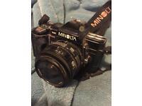 Minolta 7000 vintage film camera
