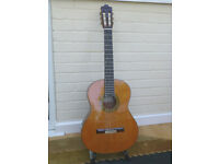 Alhambra 6C Classical Guitar with Hard Shell Case, Perfect Condition