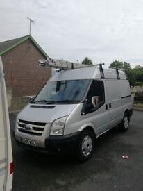 Transit 110 t330 semi high swb swap for smaller van or pickup