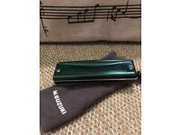 Suzuki Olive (Key C) harmonica