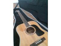 Washburn D10SK acoustic guitar