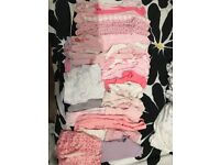 Baby girls 0-9 months clothes